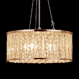 Ceiling lamp transparent